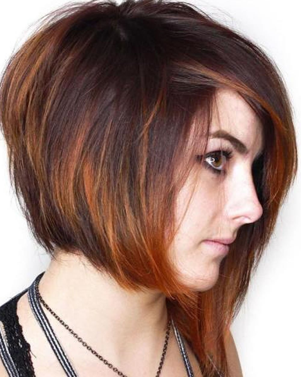 The Best Asymmetrical Short Haircuts With Balayage Highlights 2018 Pictures