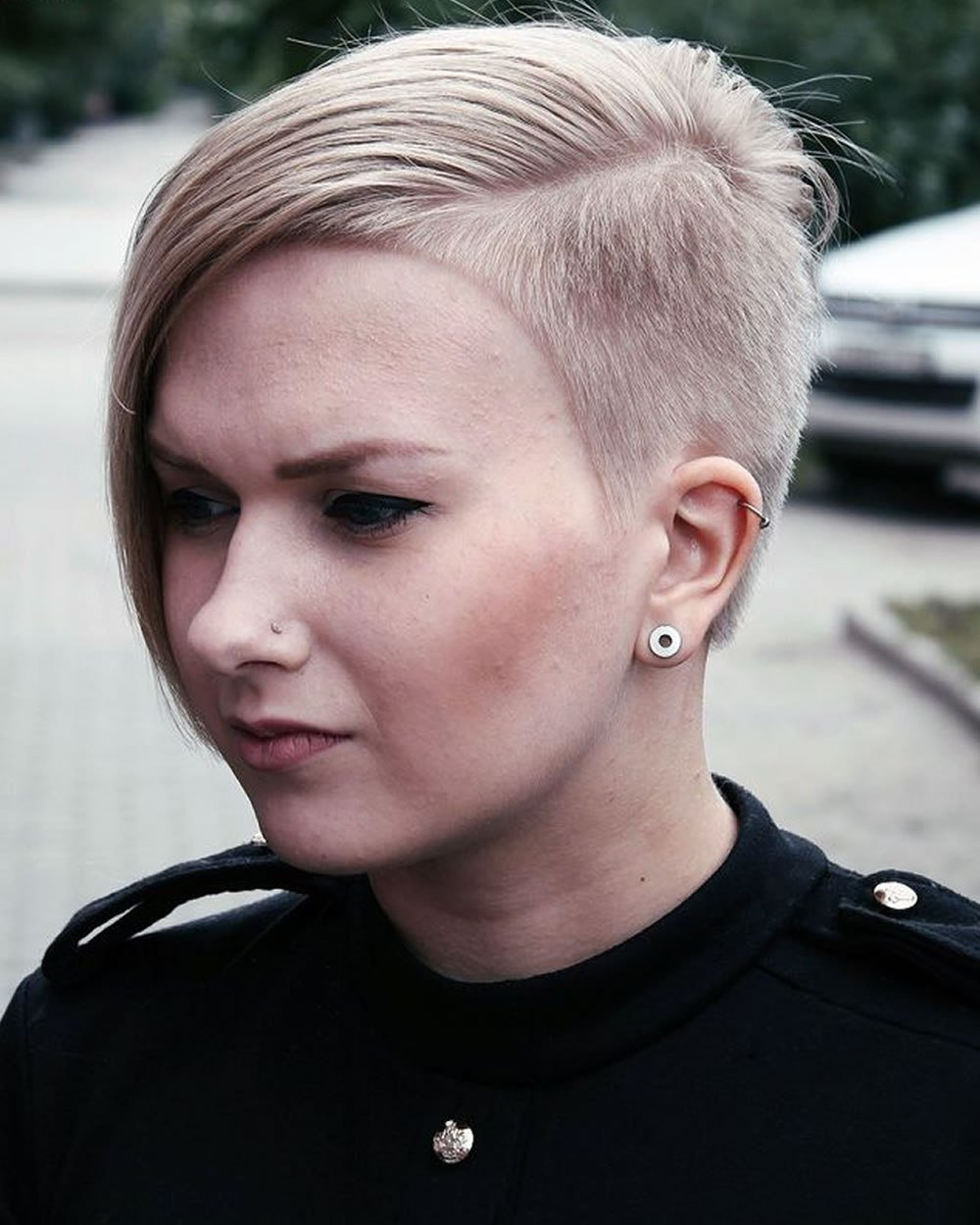 The Best Feminine Extreme Short Haircuts For Ladies 2018 2019 Pictures