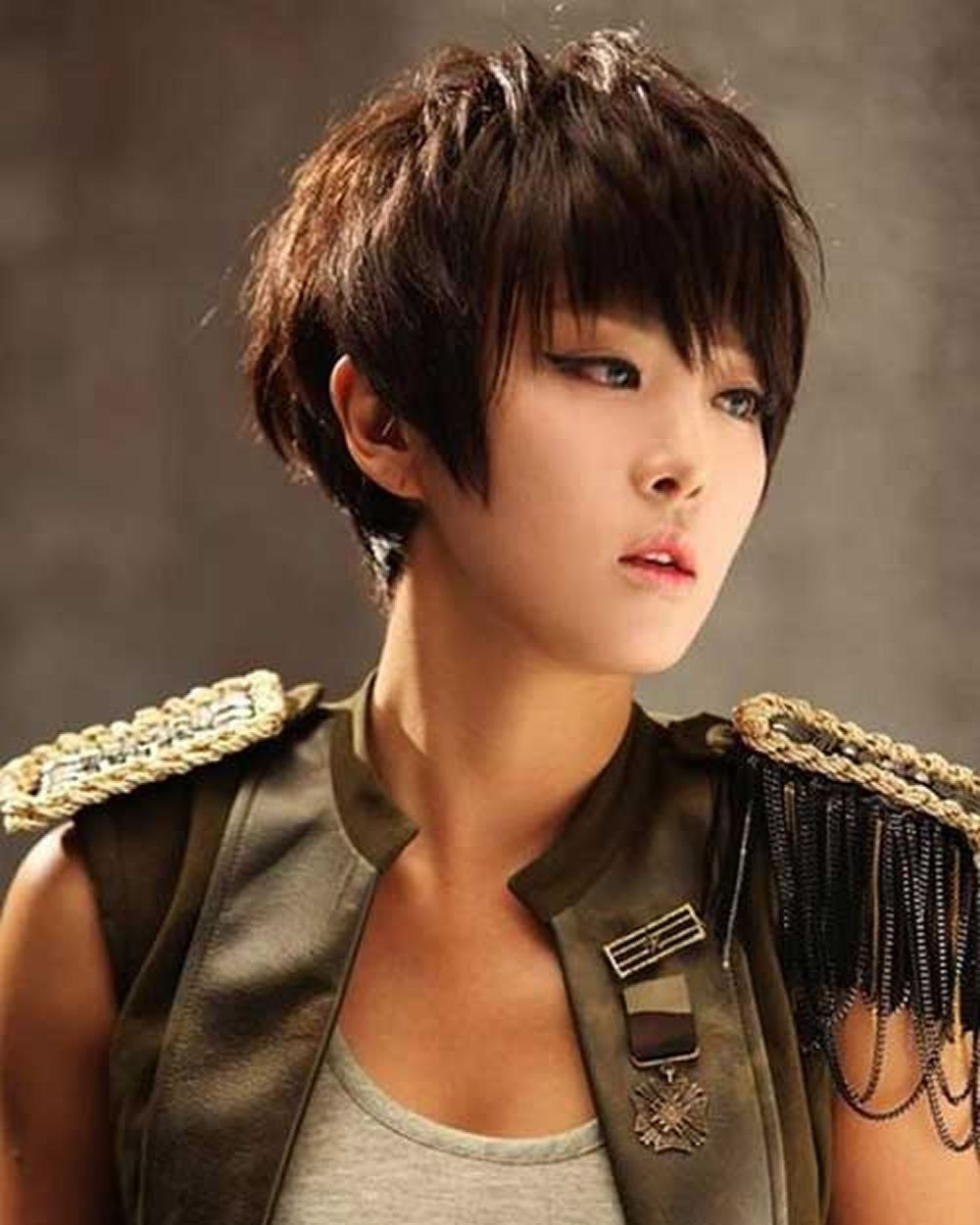The Best Pixie Haircuts For Asian Women 18 Best Short Hairstyle Ideas 2018 2019 – Page 3 – Hairstyles Pictures