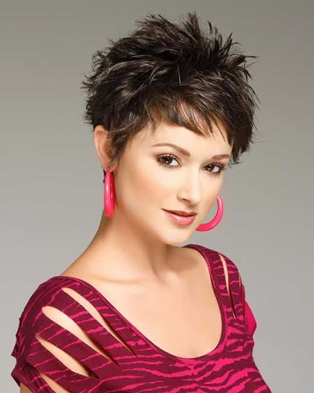 The Best Short Spiky Haircuts Hairstyles For Women 2018 – Page 7 Pictures