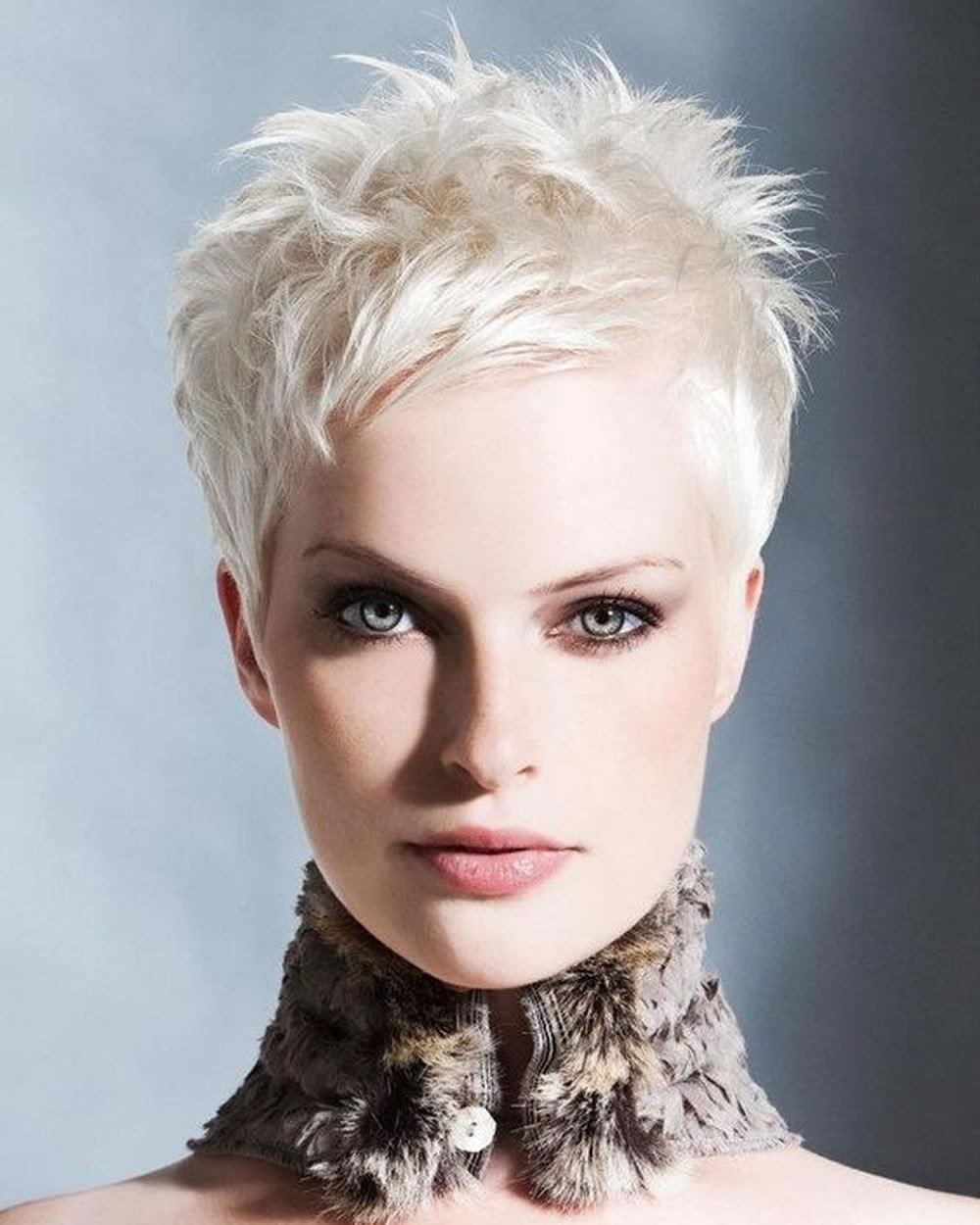 The Best Super Very Short Pixie Haircuts Hair Colors For 2018 2019 – Page 9 – Hairstyles Pictures