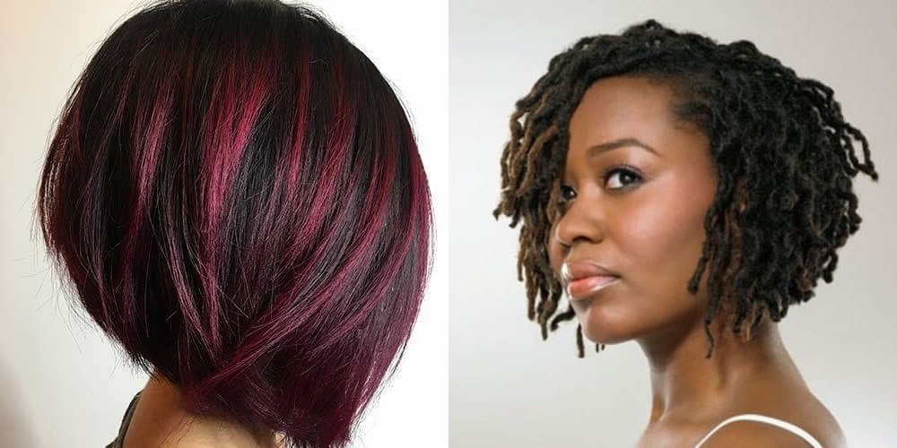 The Best Short Bob Haircuts For Black Women 2018 2019 Bob Pictures