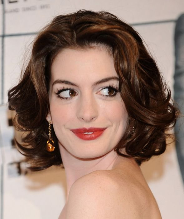 The Best 50 Best Hairstyles For Thick Hair Herinterest Com Pictures