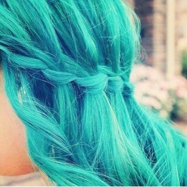 The Best Aqua Hair Pictures Photos And Images For Facebook Pictures