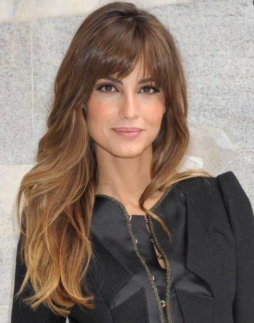 The Best 20 Best Long Hairstyles For Round Faces Hairstyles Pictures
