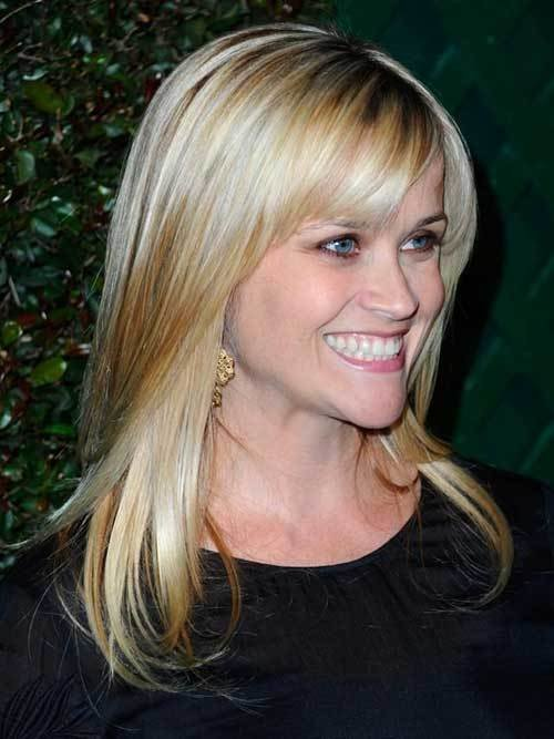 The Best Best Hairstyles With Side Swept Bangs Hairstyles Pictures