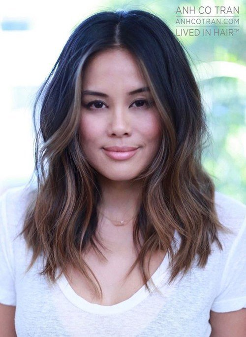 The Best 20 Latest Mid Length Hairstyles Hairstyles Haircuts 2016 2017 Pictures