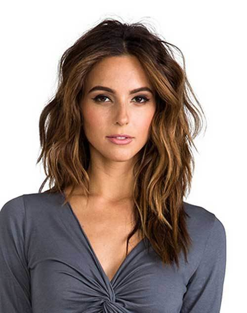 The Best Trending Mid Length Layered Hair Pics Hairstyles Haircuts 2016 2017 Pictures