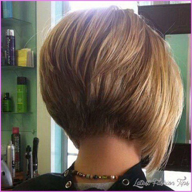 The Best Inverted Bob Rear View Latestfashiontips Com Pictures