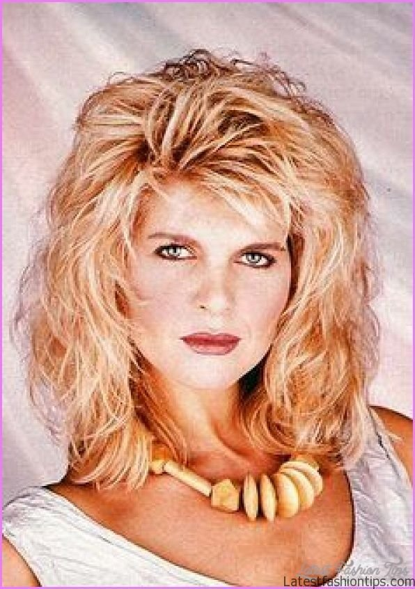 The Best 1980S Hairstyles For Women Latestfashiontips Com Pictures