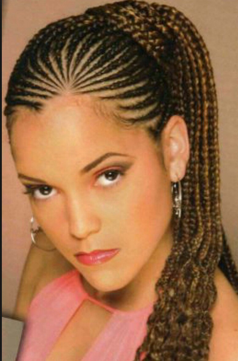 The Best Ponytail Corn Rows Lena African Hair Braiding Pictures