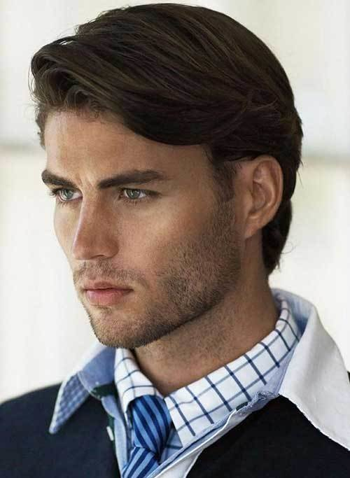 The Best Mens Medium Hair 2015 Mens Hairstyles 2018 Pictures