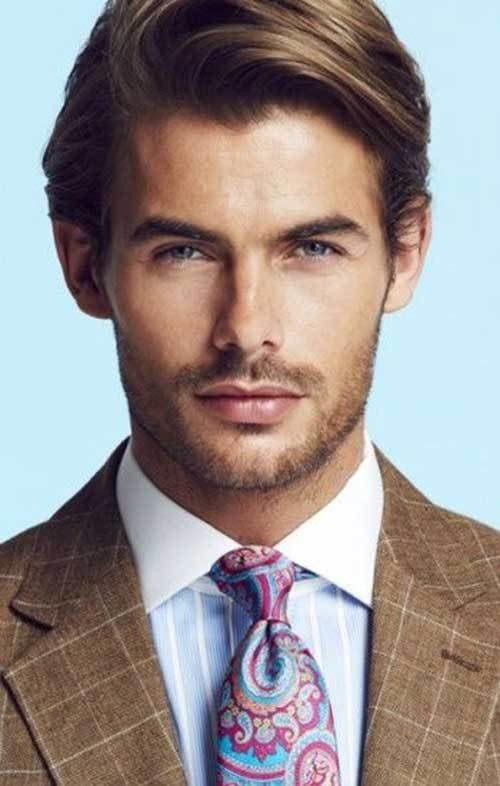 The Best 10 Men Straight Hairstyles Mens Hairstyles 2018 Pictures