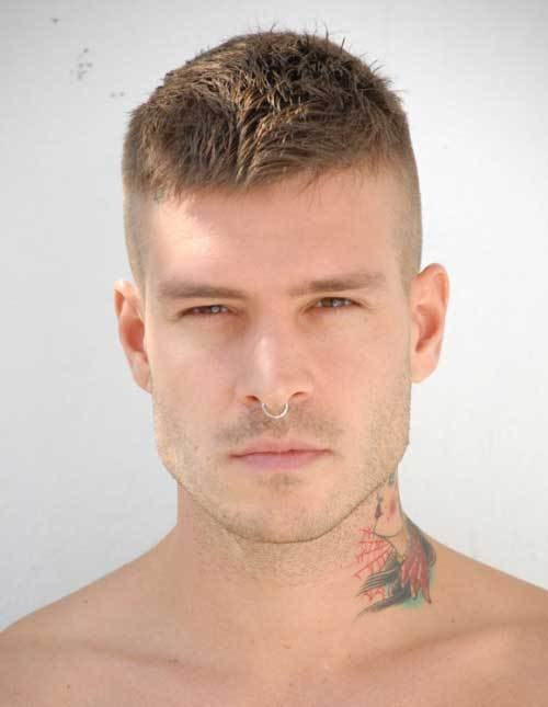 The Best 13 Mens Military Haircuts Mens Hairstyles 2018 Pictures