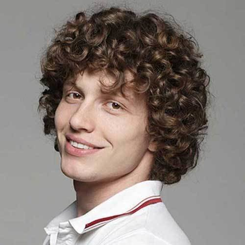 The Best 20 Curly Hairstyles For Boys Mens Hairstyles 2018 Pictures