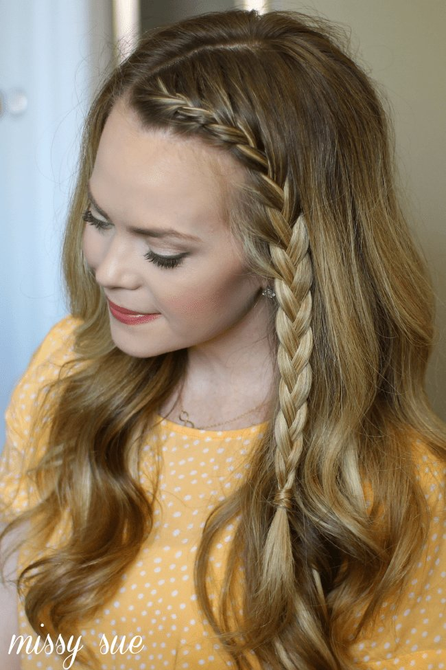 The Best Front French Braid Archives Missy Sue Pictures