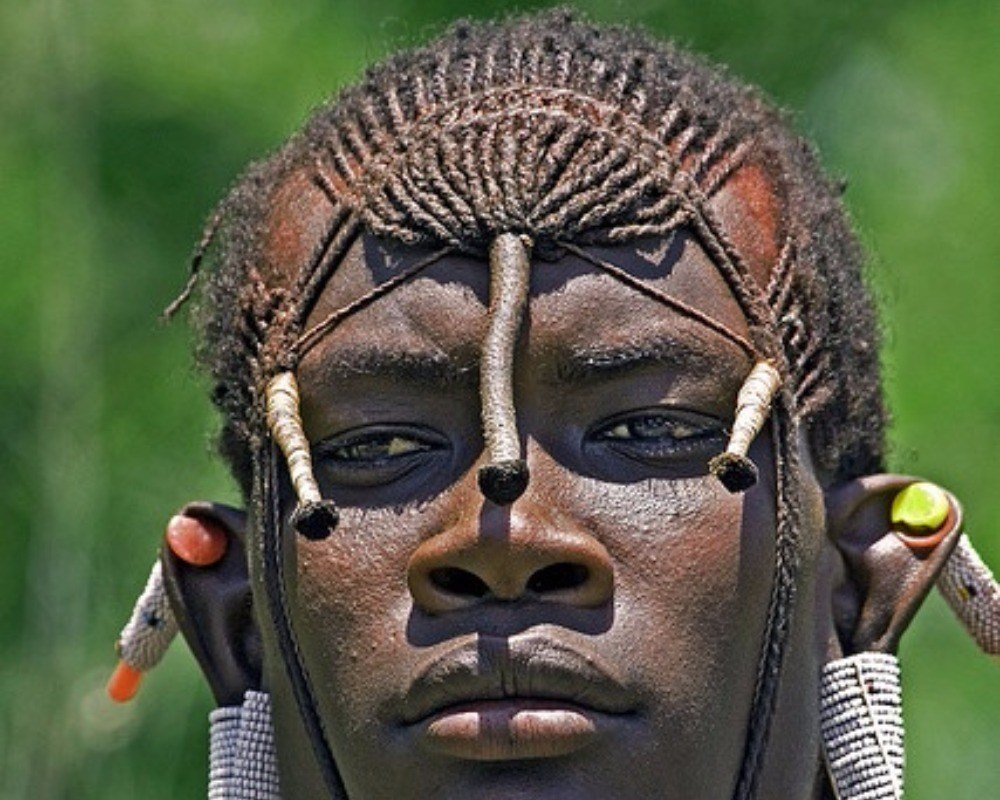 The Best Brazen Traditional Hairstyles For African Men Pictures