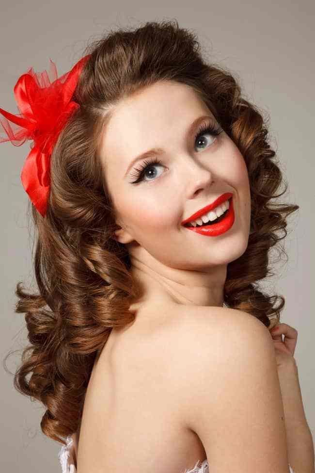 The Best 20 Easy And Simple Vintage Hairstyles Pictures Sheideas Pictures