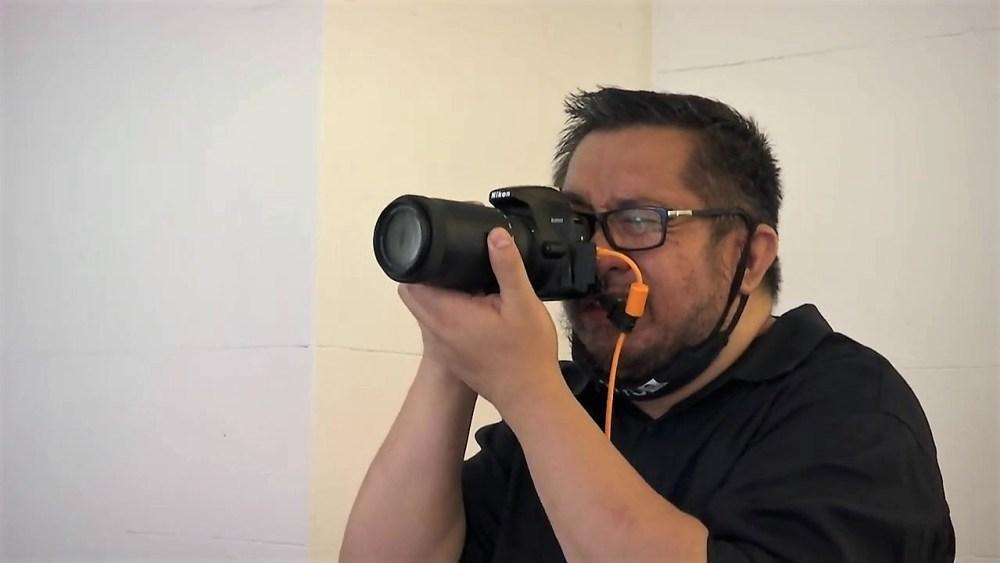 PHOTOGRAPHERS 10,000 HEADSHOTS INITIATIVE FREE HEADSHOTS UNEMPLOYED DURING PANDEMIC ROMP STUDIOS ROM MATIBAG PHOTOGRAPHY