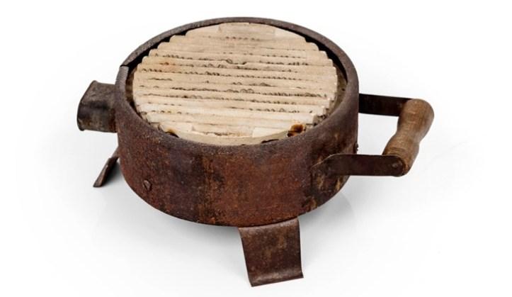 historische Kochplatte robusta Rommelsbacher