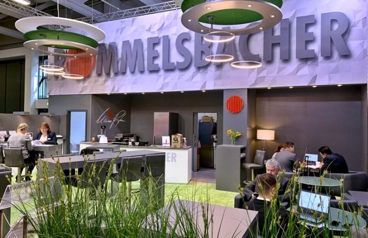 VIP Bereich Messesrtand Rommelsbacher IFA