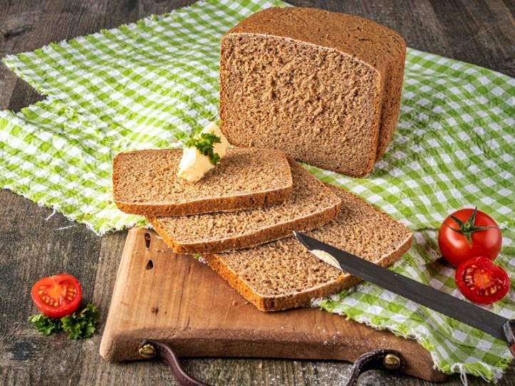 Landbrot -Rezept - Auch du kannst Brot selberbacken - mit Brotbackautomat BA 550 Rommelsbacher