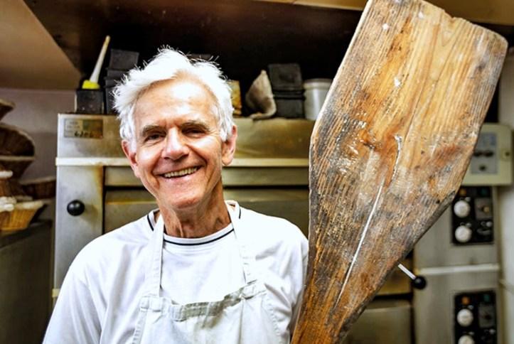 Paul Mary - britischer Baecker. Sein Rezept: White Sticks - Englisches Baguette