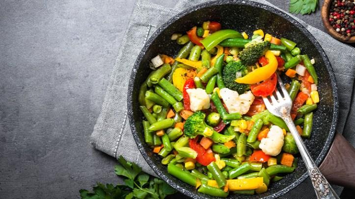 italienisches Gemüse - Bild: koch-mit.de