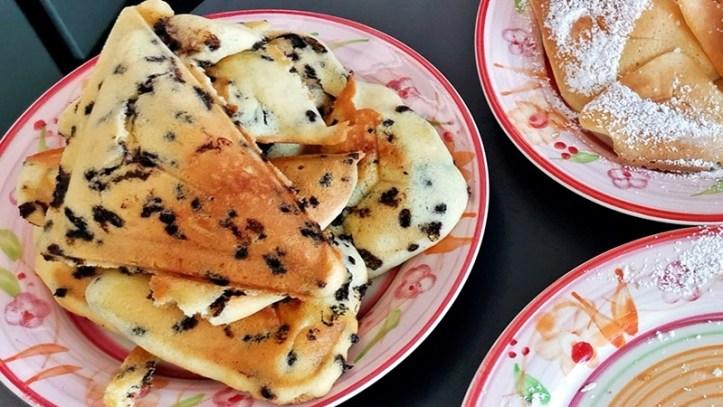 Kuchen aus dem Sandwich Toaster - Rezept rommelsbacher