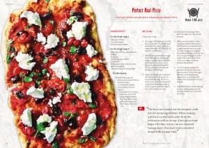 A Local Life magazine recipe feature