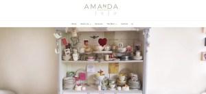 Amanda JoJo website