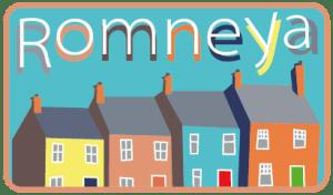 romneya logo houses