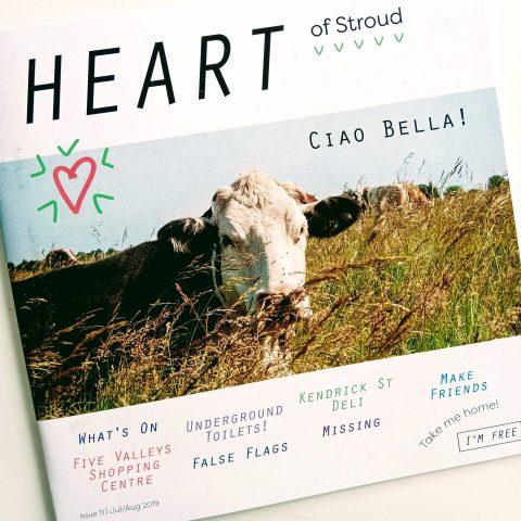 Heart of Stroud magazine