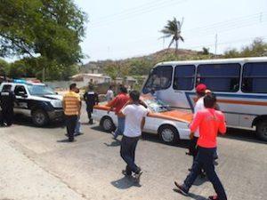 Tránsito del Estado solapa a urbaneros de abandonan sus rutas (1)