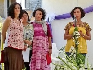 23 julio 2014 Directora IMO evento parteras