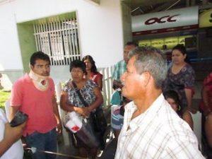 ADO se niega a pagar indemnización por accidente causado por un autobús de la empresa.3