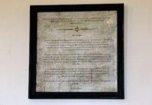 Proclama de Benito Pablo Juárez GarcÃ-a 1857
