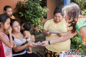 FAMILIAS DE LA COLONIA 19 DE ENERO RESPALDARON SU TRABAJO Y SE COMPROMETIERON A TRABAJAR DE MANERA ACTIVA PARA CONSEGUIR MAS VOTOS QUE LA LLEVARAN AL TRIUNFO