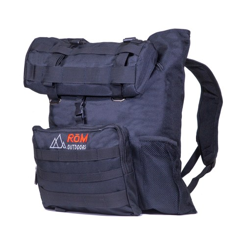 RoM Outdoors, Backpacks, 3 in 1 Packs, Hiking Backpacks, Transform your Adventure, Our Trail, Outdoor Gear, Rom Pack