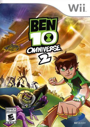 Ben 10 Omniverse 2 ROM