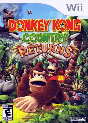 Donkey Kong Country Returns ROM