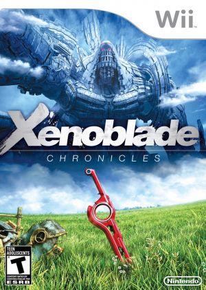 Xenoblade Chronicles ROM