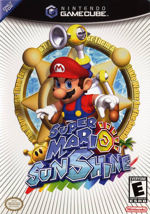 Super Mario Sunshine ROM [100% Fast] Download for GameCube