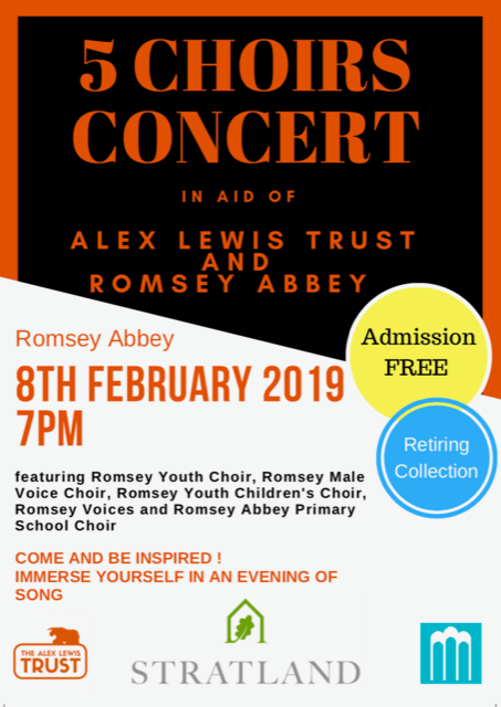 Romsey Voices | A non-auditioned mixed adult choir in Romsey