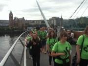 Derry - Peace bridge