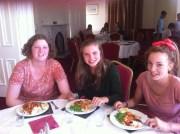 Lorne - first dinner