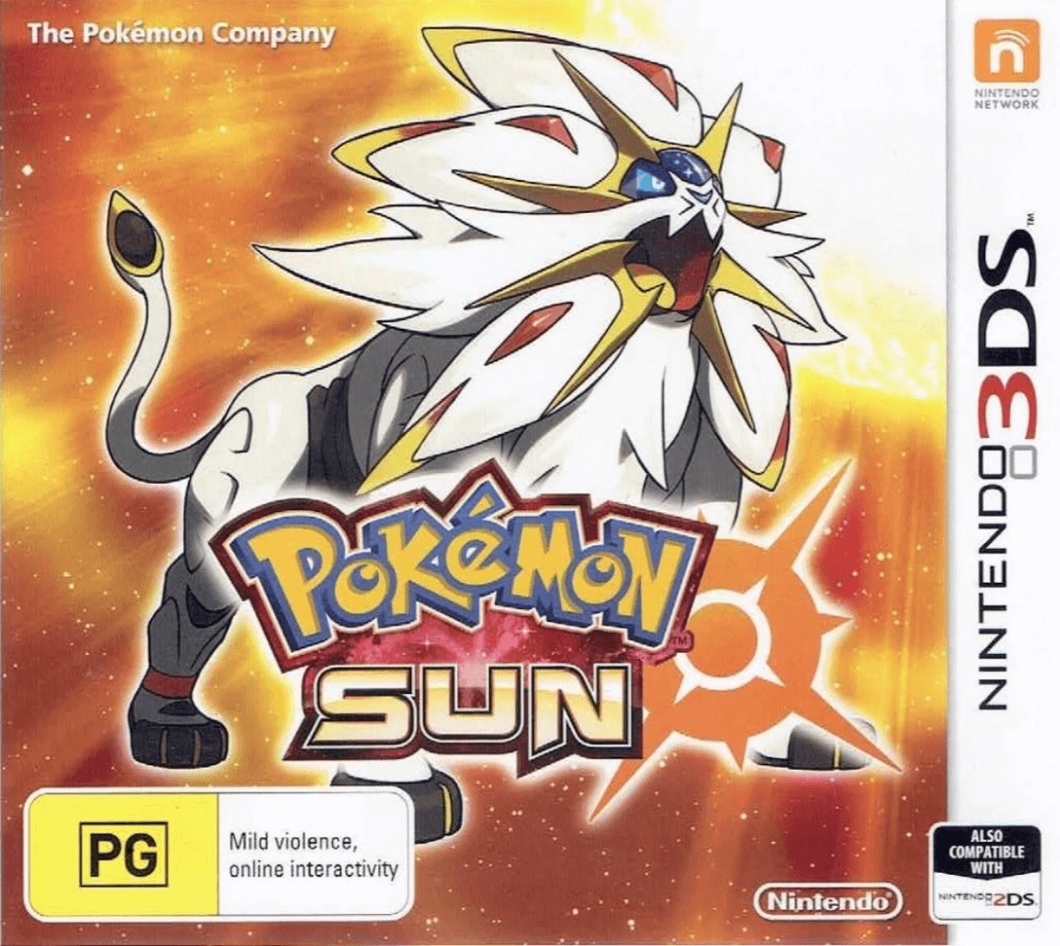 Pokemon Sun And Moon Download Rom