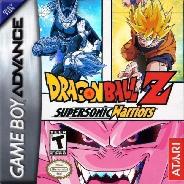 Dragonball Z – Supersonic Warriors (USA) Game Download Gameboy Advance