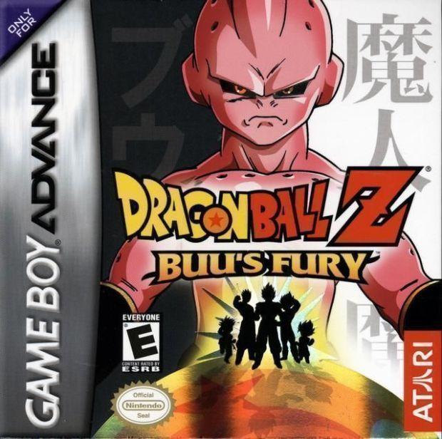 Dragonball Z – Buu's Fury (USA) Game Download Gameboy Advance