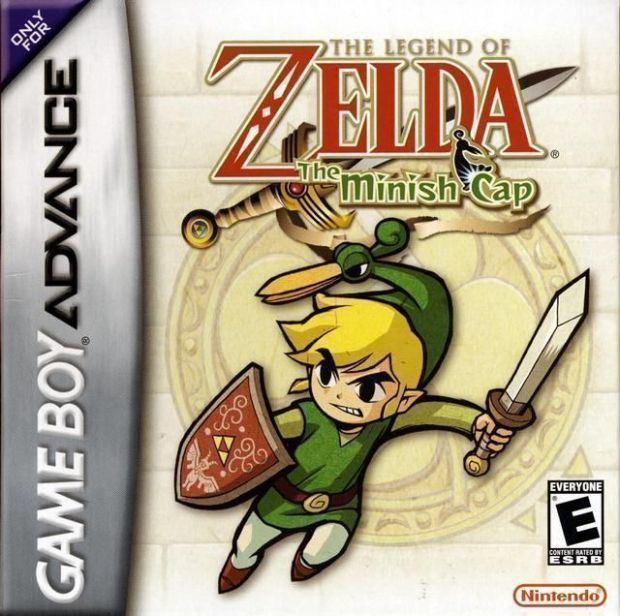 Legend Of Zelda, The – The Minish Cap (USA) Game Download Gameboy Advance